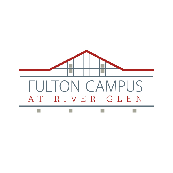 Identity for Cayuga Community College's Fulton Campus