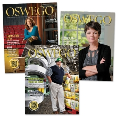 SUNY Oswego Alumni Magazine
